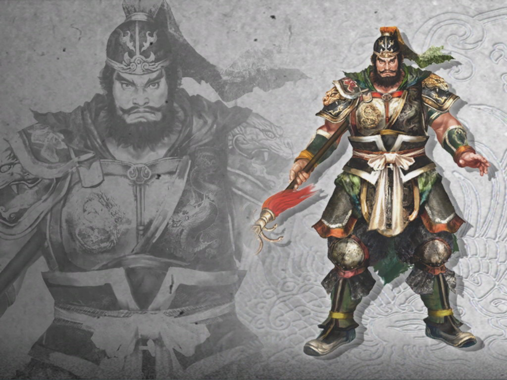 zhang fei dynasty warriors 8 - photo #14