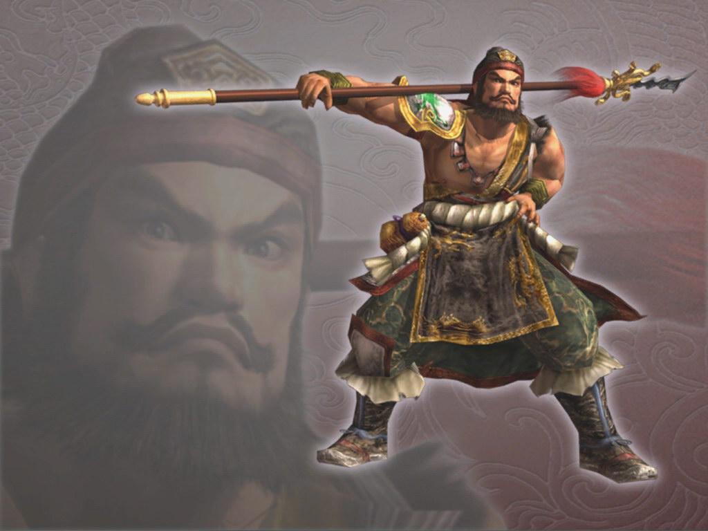 View Fullsize Zhang Fei Image  Zhang Fei Dynasty Warriors