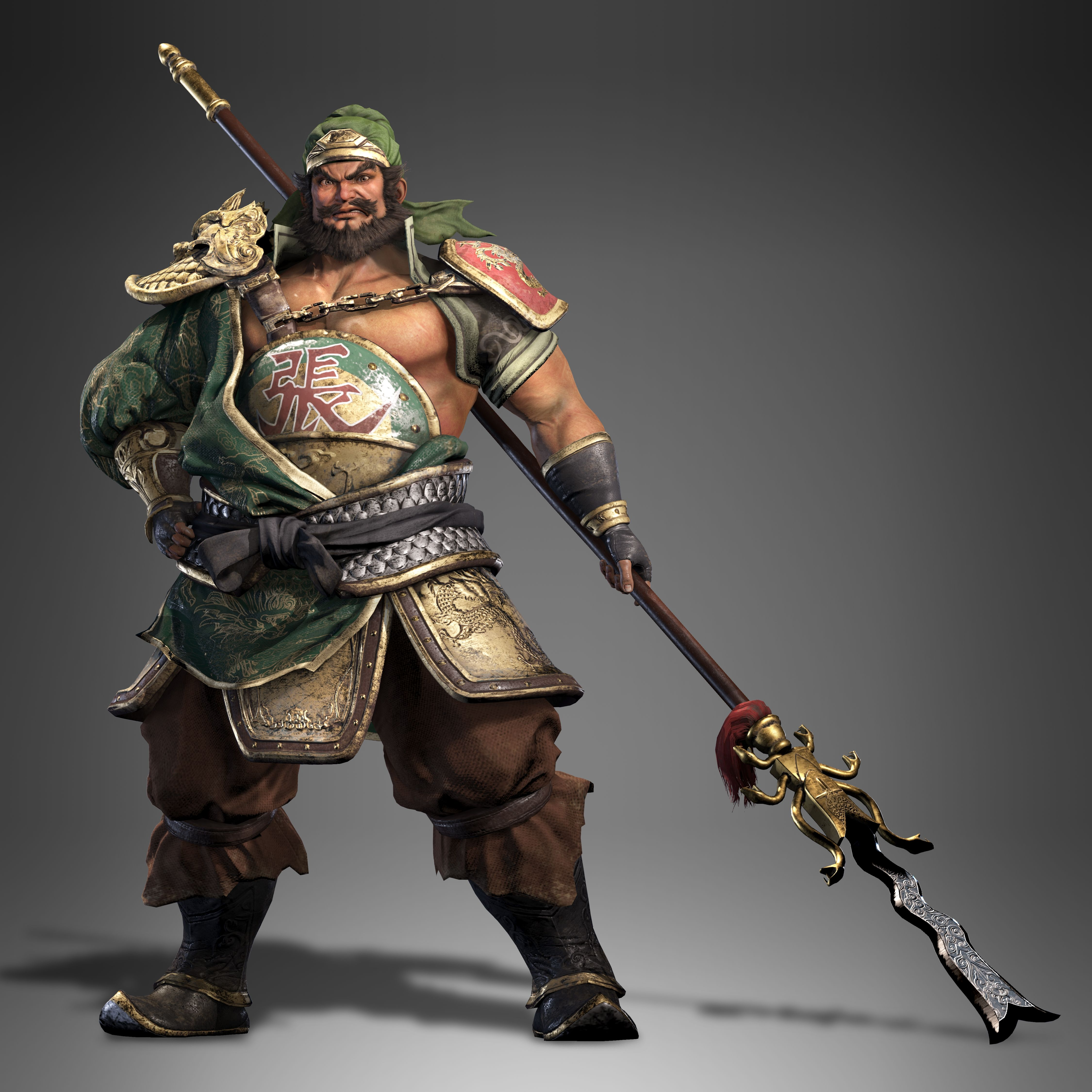 Zhang Fei - Dynasty Warriors - Zerochan Anime Image Board