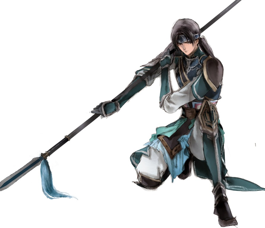 zhao yun dynasty warriors zerochan anime image board