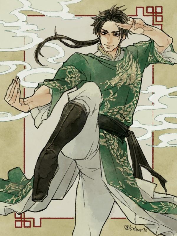 Tags: Anime, Dynasty Warriors, Zhao Yun, Martial Arts