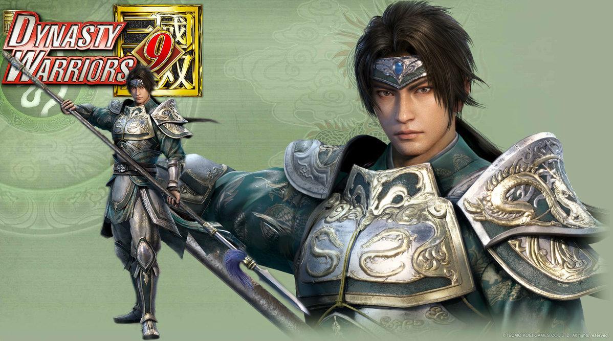 Zhao Yun - Dynasty Warriors - Wallpaper #2538386 ...