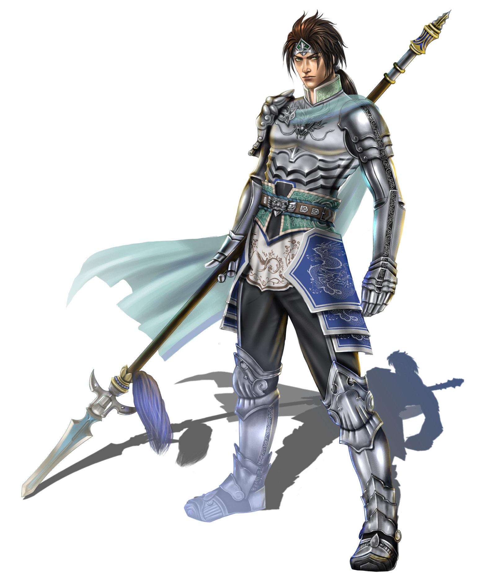 Zhao Yun - Dynasty Warriors - Image #948545 - Zerochan Anime Image Board