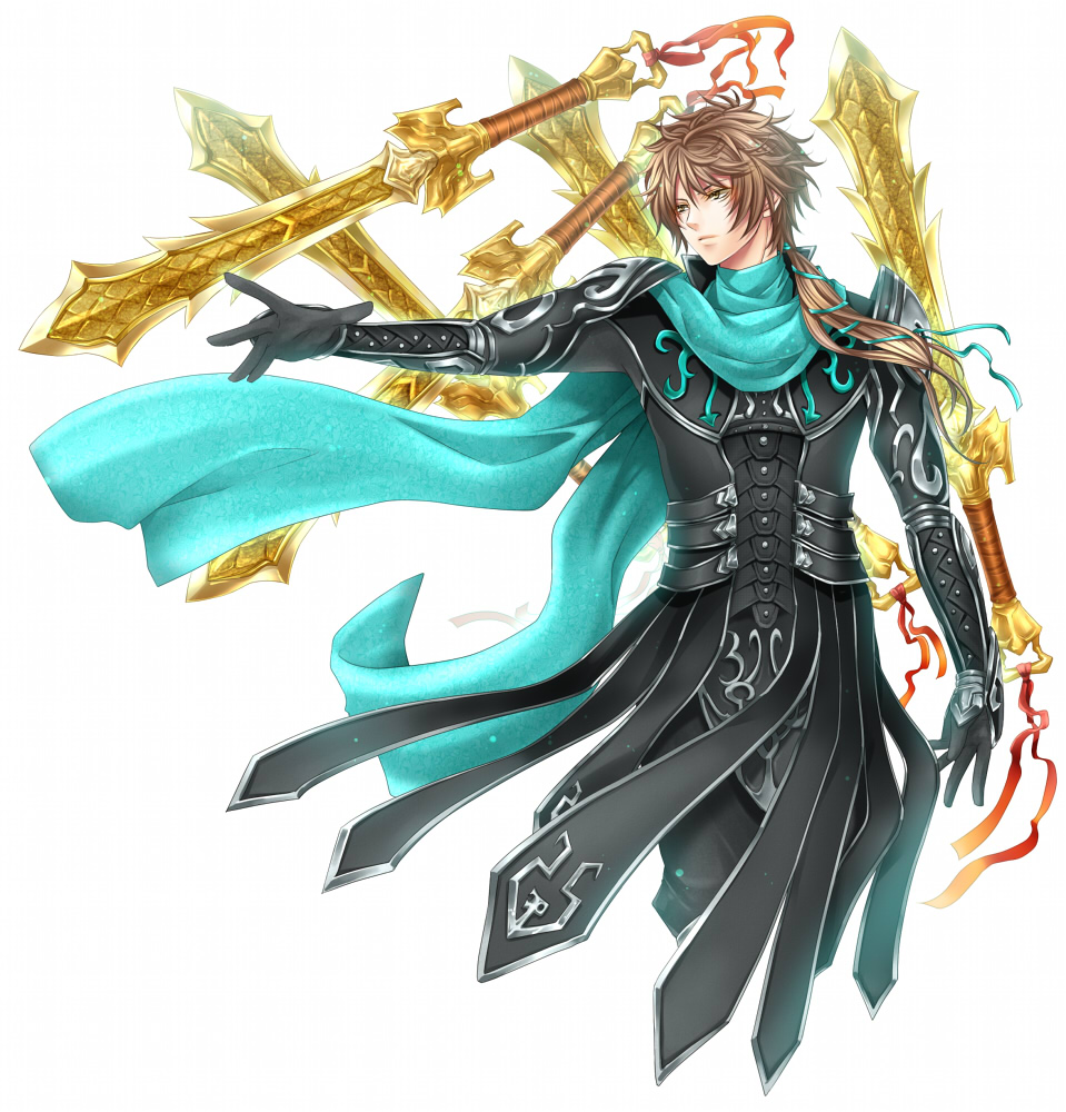 Warriors Orochi 3 Ultimate Rare Weapons: Concept Art Design Of Jiang Wei Dynasty Warriors In 2019