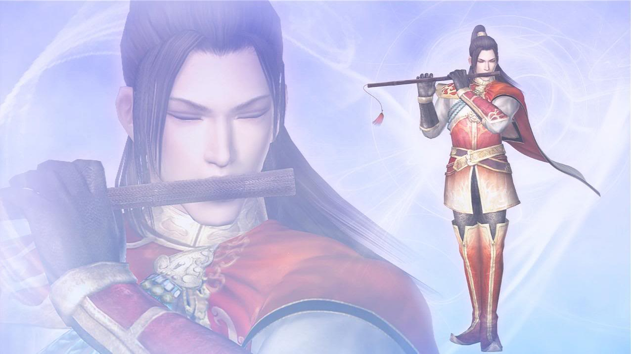 GALLERY  Zhou Yu Dynasty Warriors 7Zhou Chuchu Body