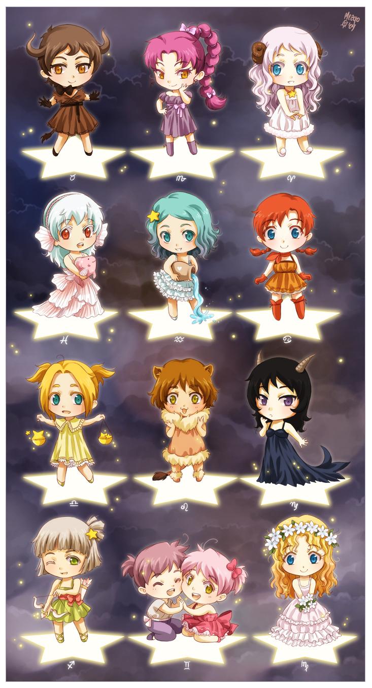 Zodiac (Personification) - Zerochan Anime Image Board