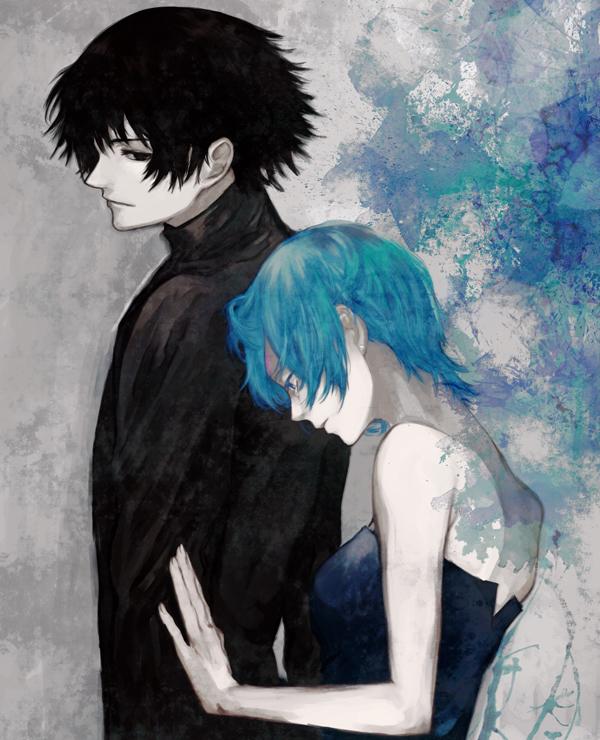 Tags: Anime, Yaku (Pixiv2585771), Zoids, Raven (Zoids), Reese (Zoids), Fanart, Pixiv