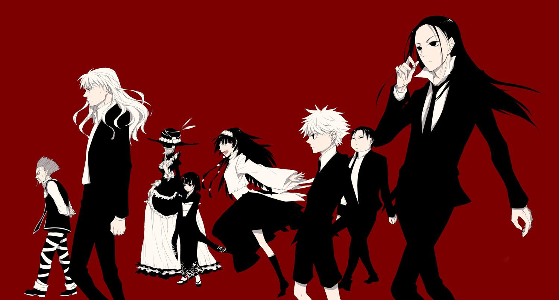 silva zoldyck hunter x hunter zerochan anime image board