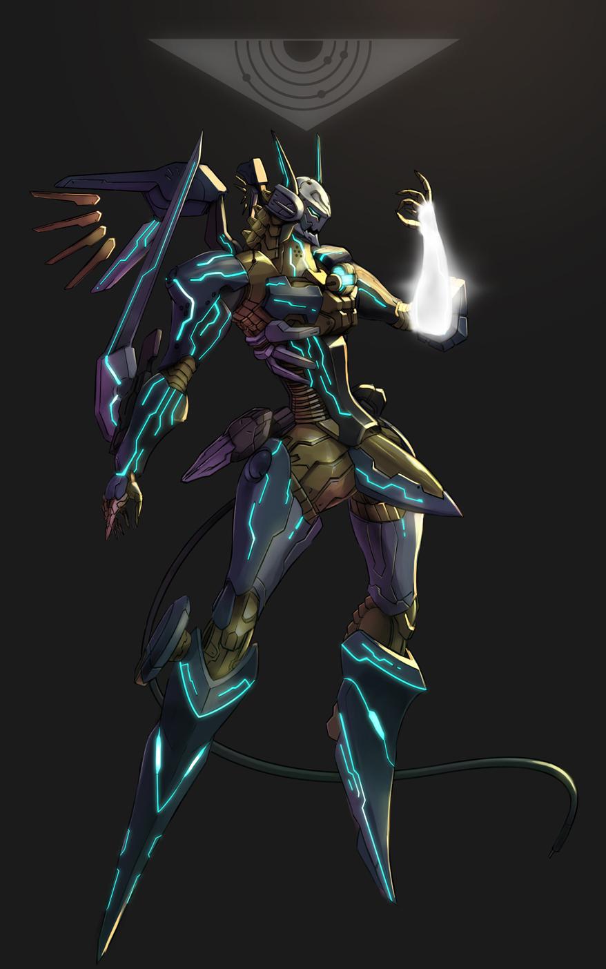Zone of the Enders Image #1397534 - Zerochan Anime Image Board