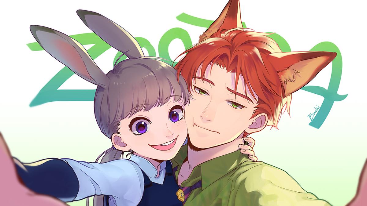 Judy Hopps Zootopia Zerochan Anime Image Board