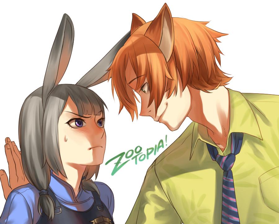 Zootopia Fanart Zerochan Anime Image Board