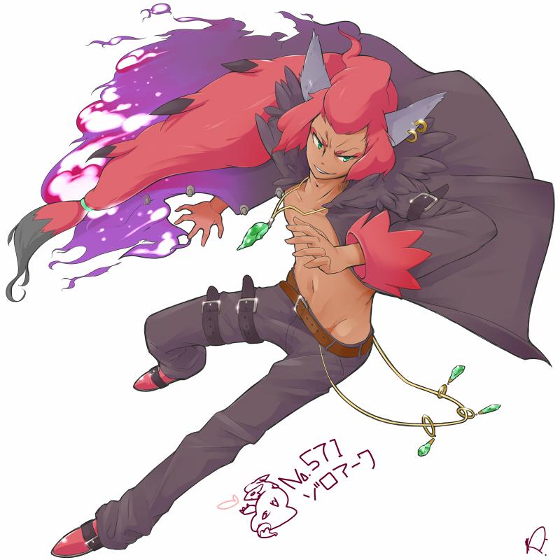 Zoroark Image 1002411 Zerochan Anime Image Board