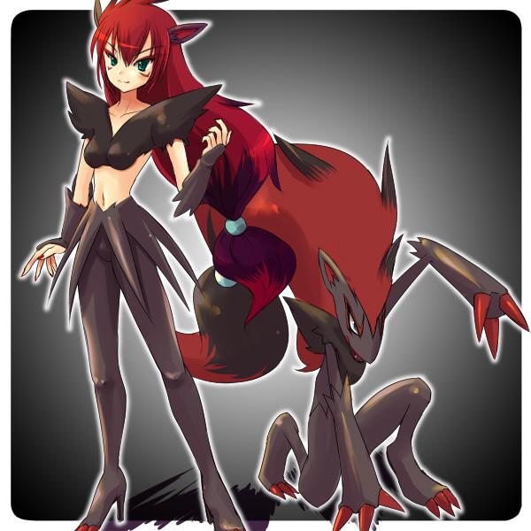 Zoroark Image 258173 Zerochan Anime Image Board