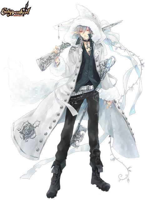 Tags: Anime, Tatsutan, BROCCOLI, End Breaker!, Zuven Deyuracode