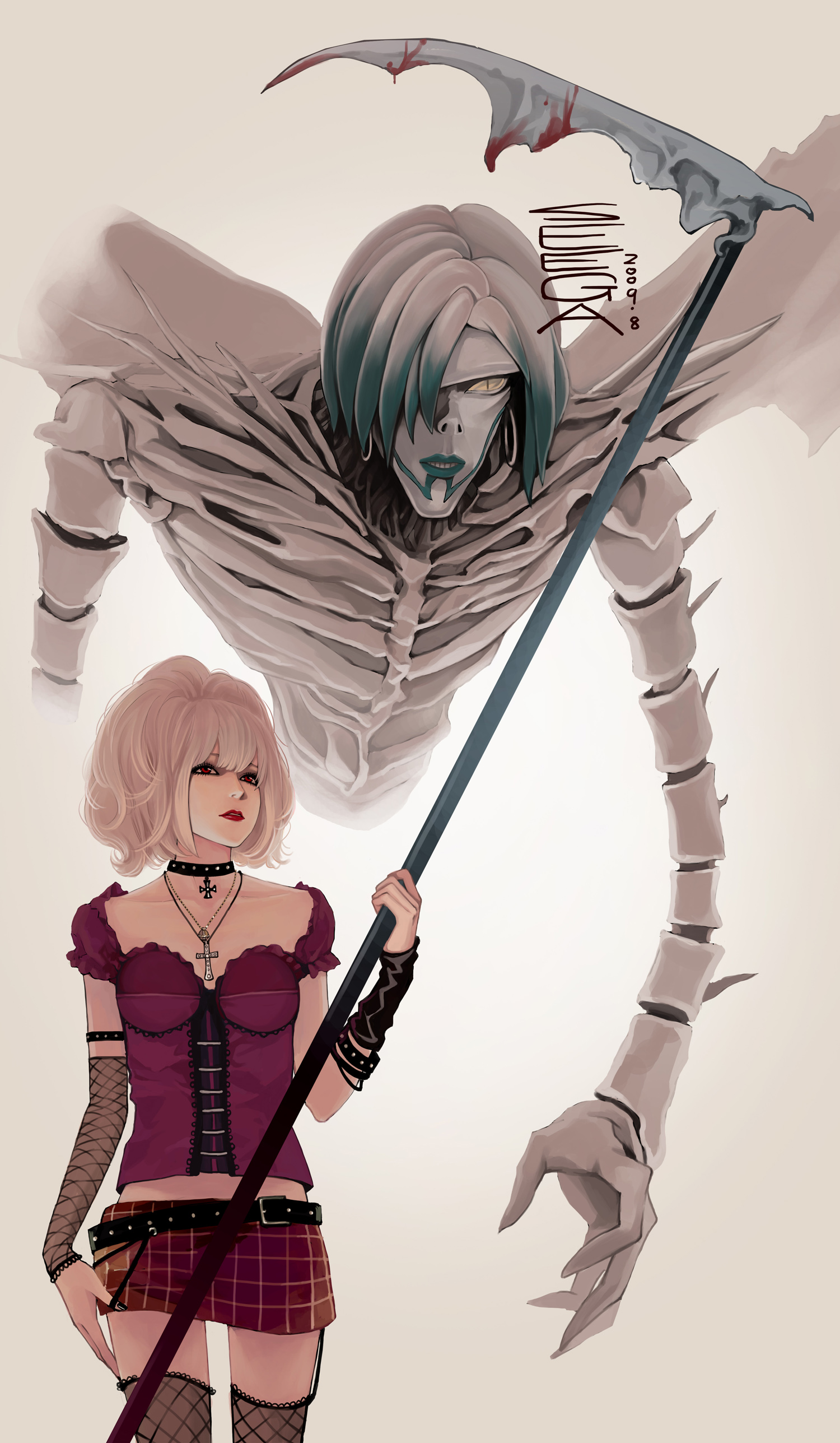death note misa and rem - photo #10