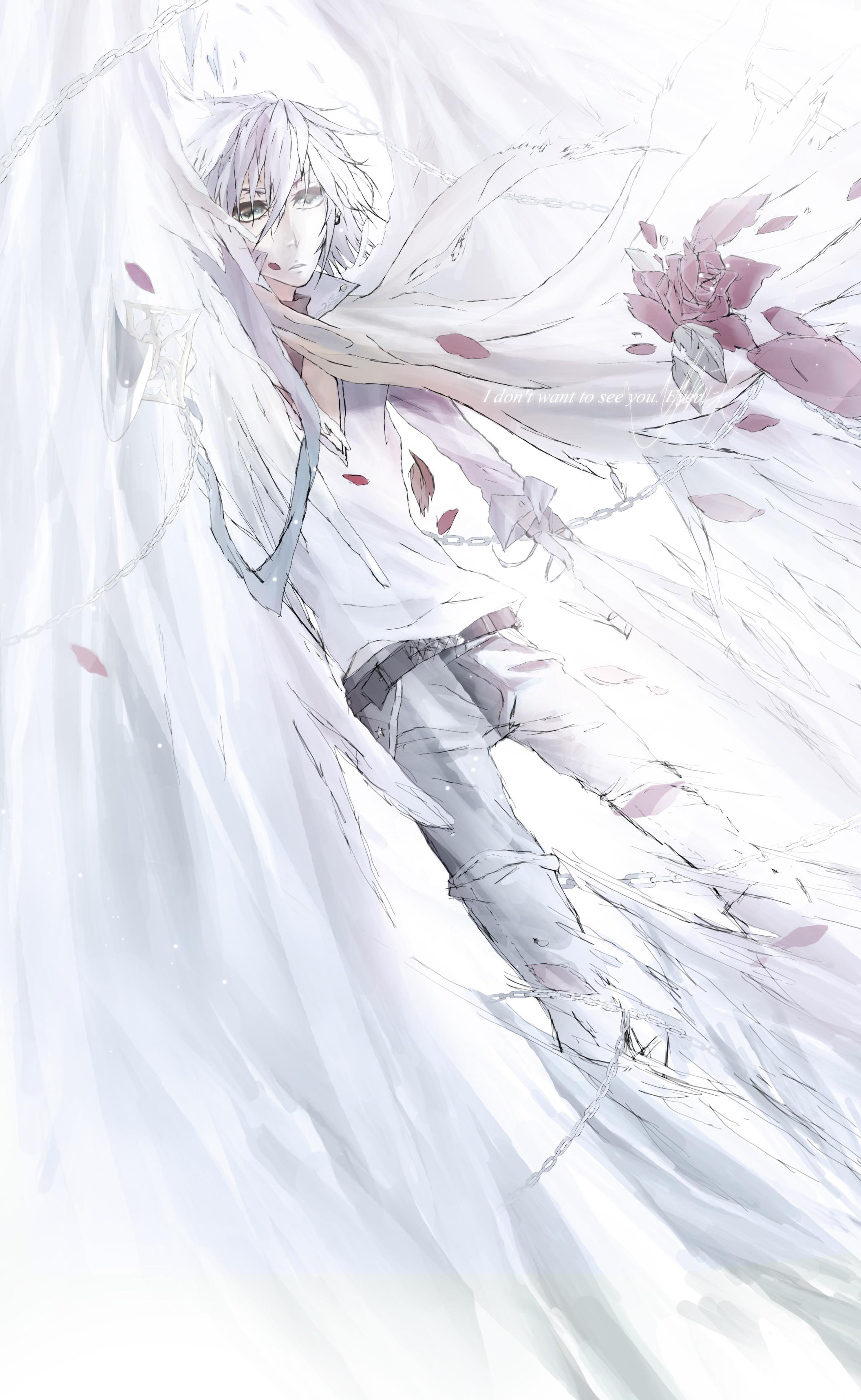 Anime Ice Angel Tags W...
