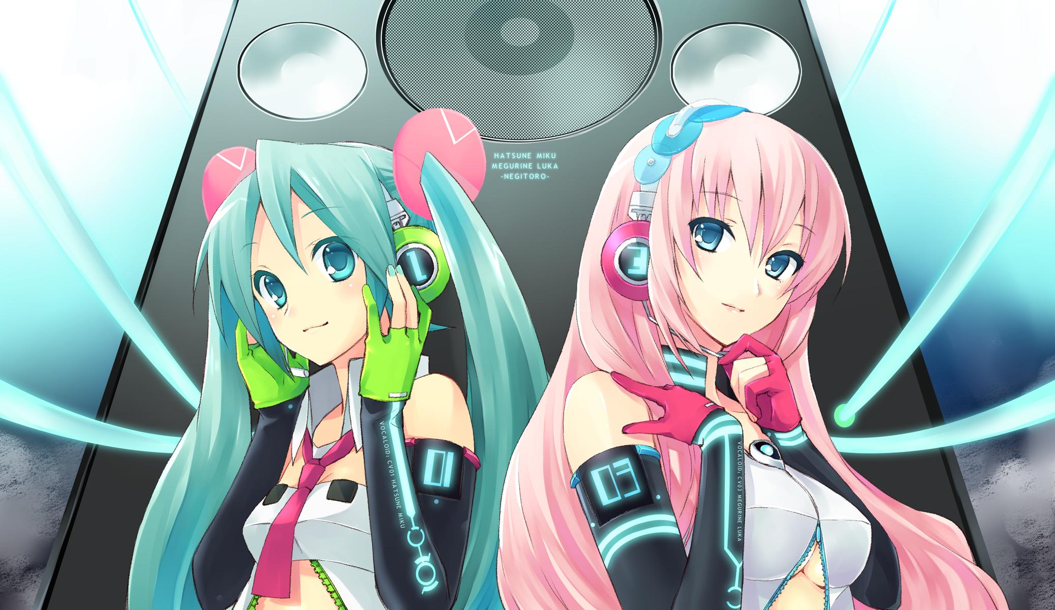 Imagenes de Vocaloid 537802