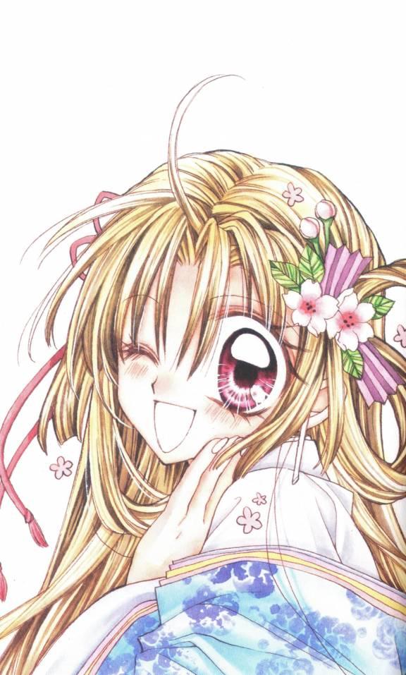 Tags: Anime, Sakura-Hime Kaden