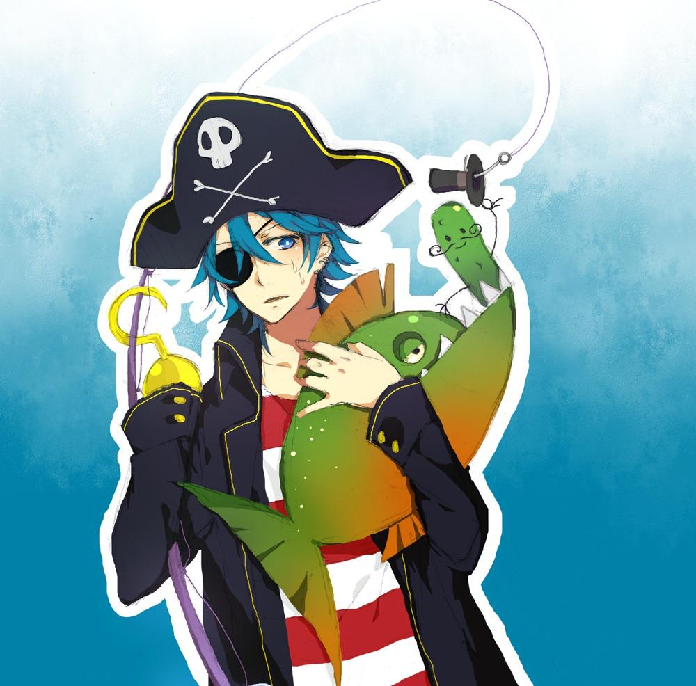 Mis boys animes XD Zerochan.Russell.307104