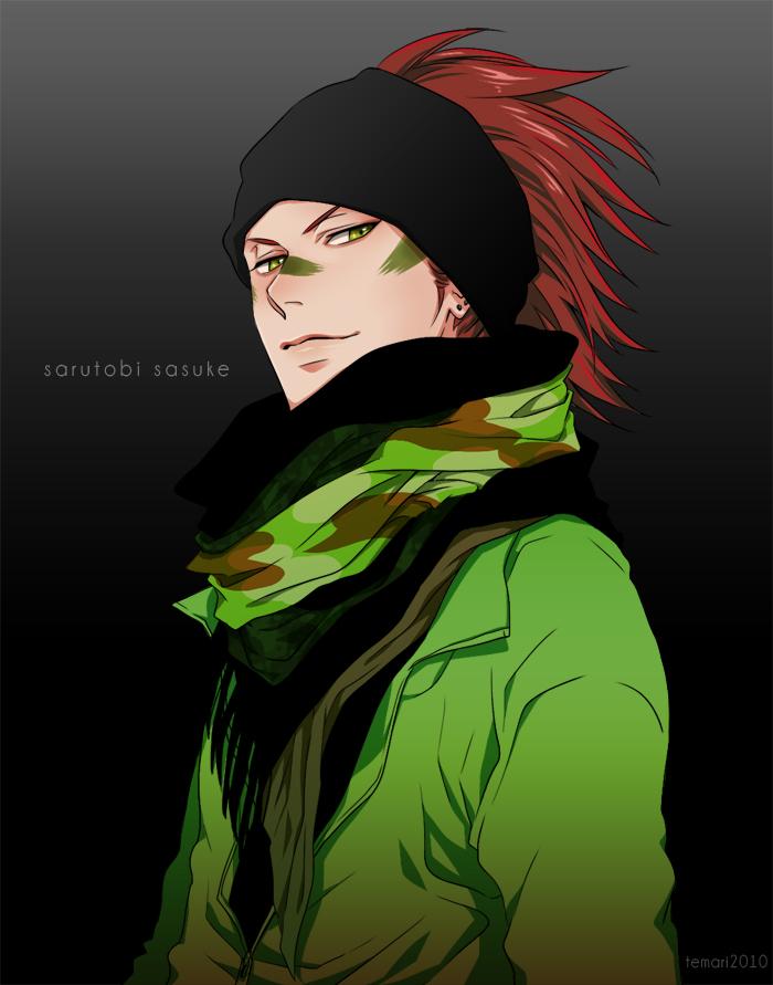 Voir un profil - Sasuke Sarutobi 330008