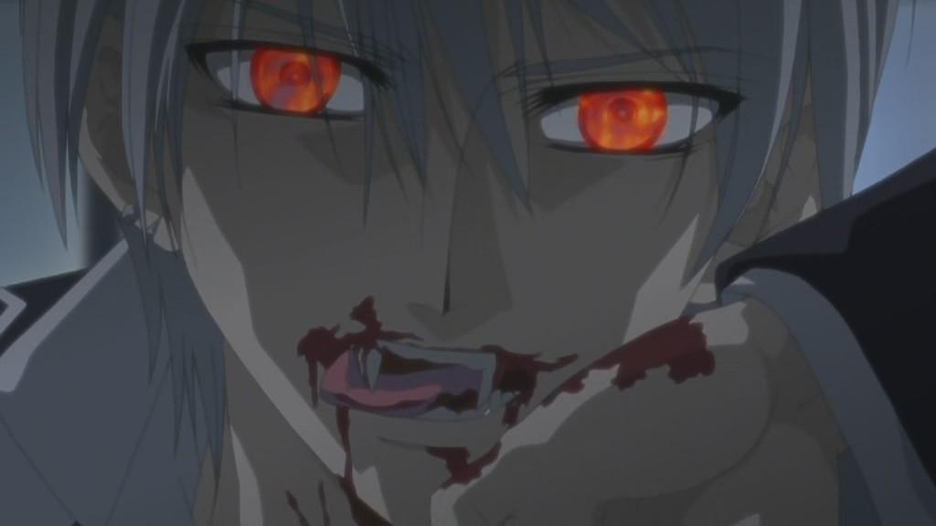 anime عندما تعشق الدماء تتناثر