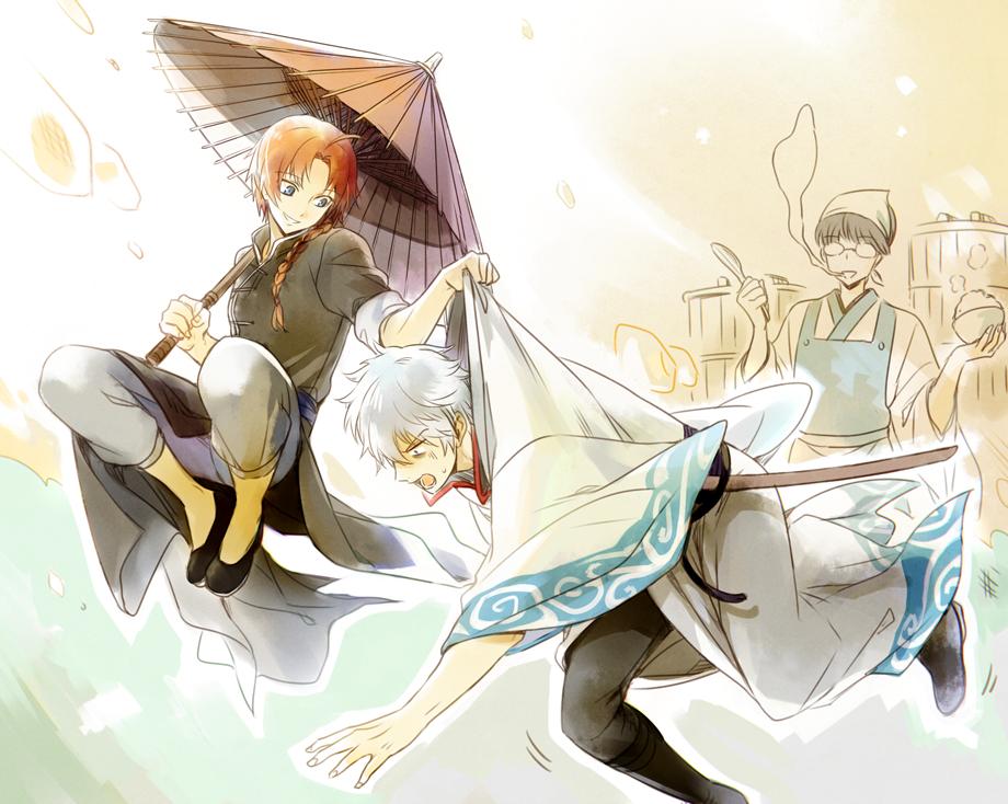 Gintama (Có hình ảnh) Anime, Wattpad, Hài hước