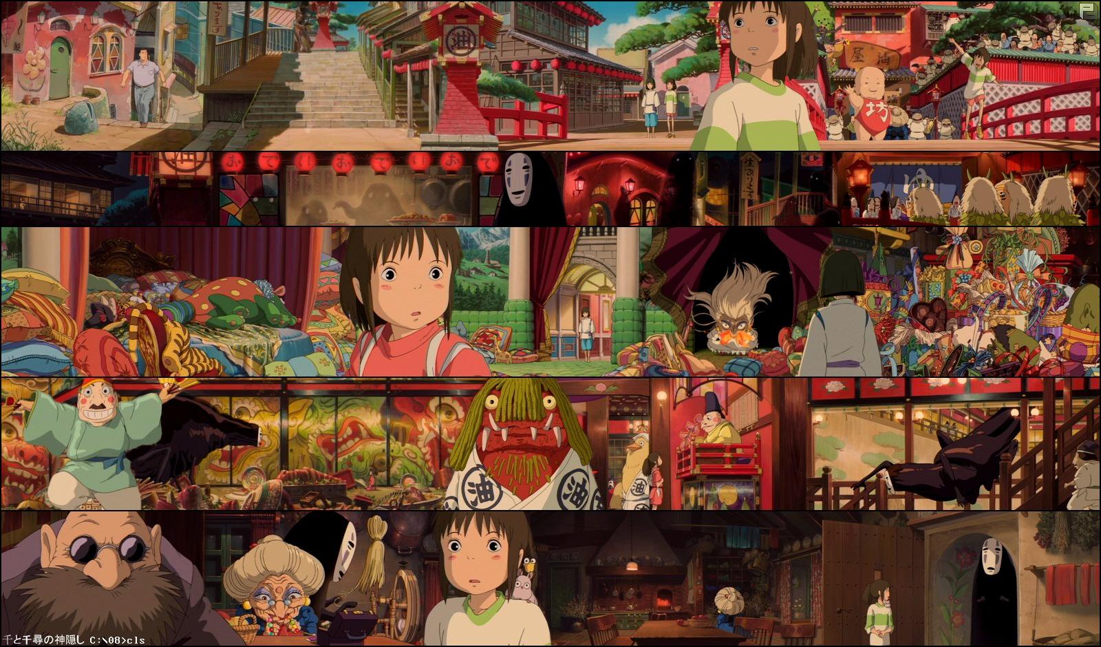 zerochan.Spirited.Away.349163 [Phim] List phim xem online trên Youtube