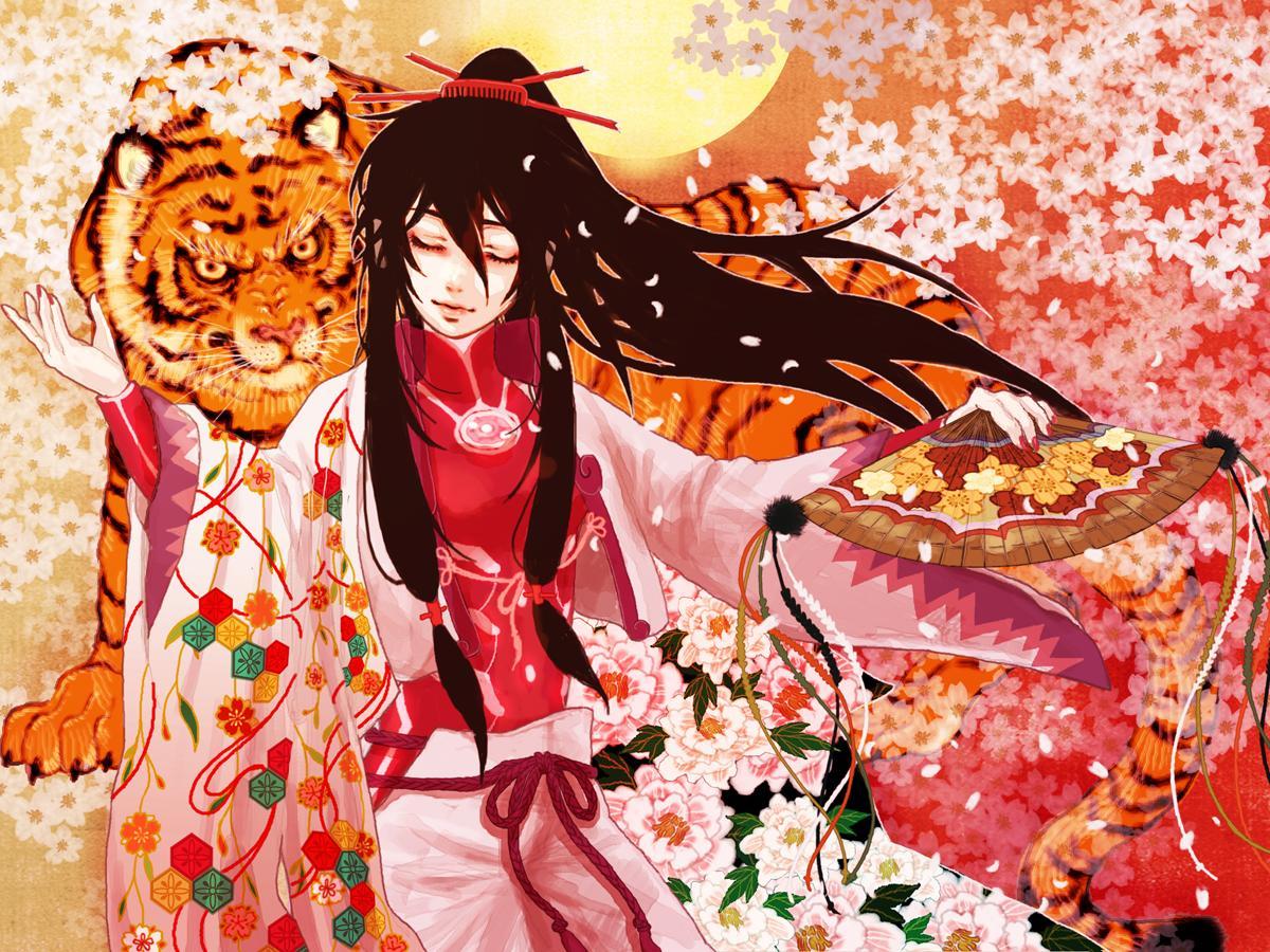 Ficha de Gakuko Kamui 354363