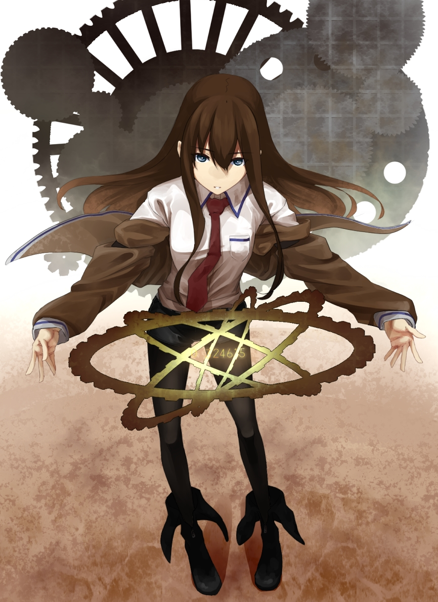 Steins Gate: Makise Kurisu - Picture