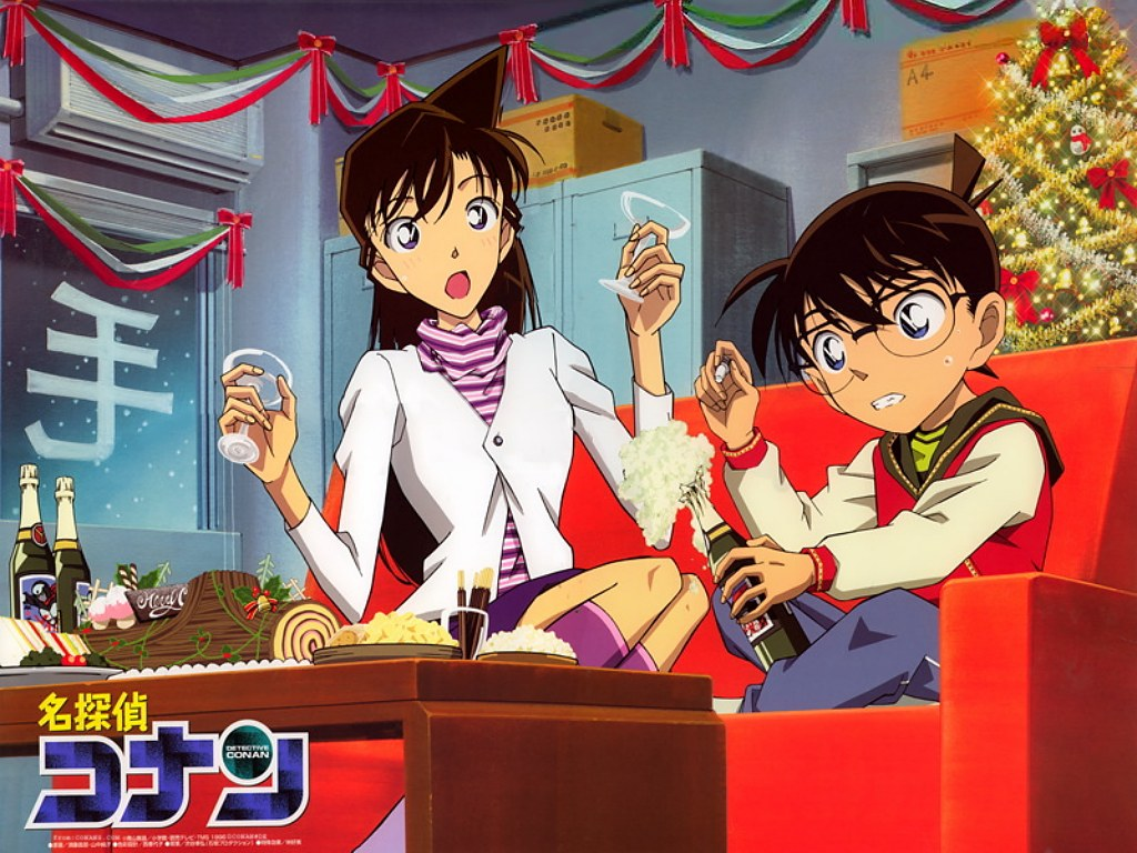 Detective Conan: Ran Mouri - Wallpaper Colection