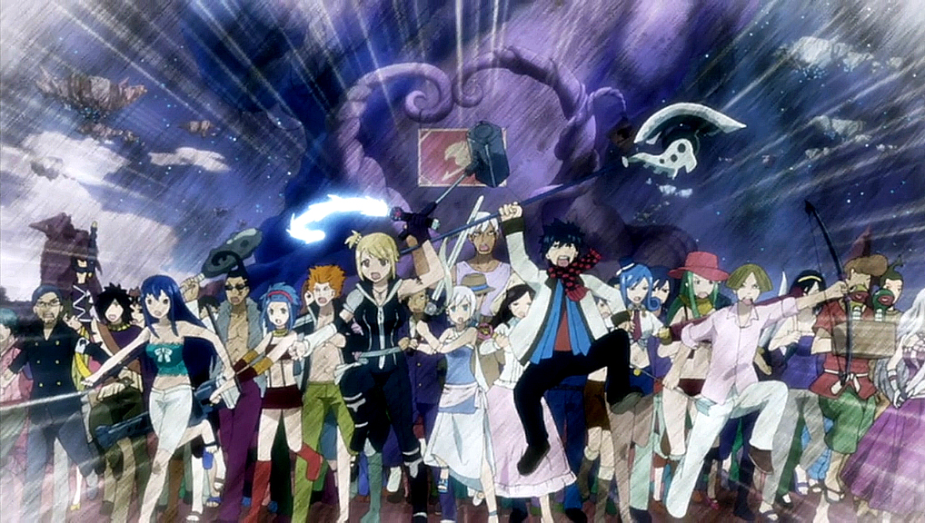 Fairy Tail: Edolas - Wallpaper Colection