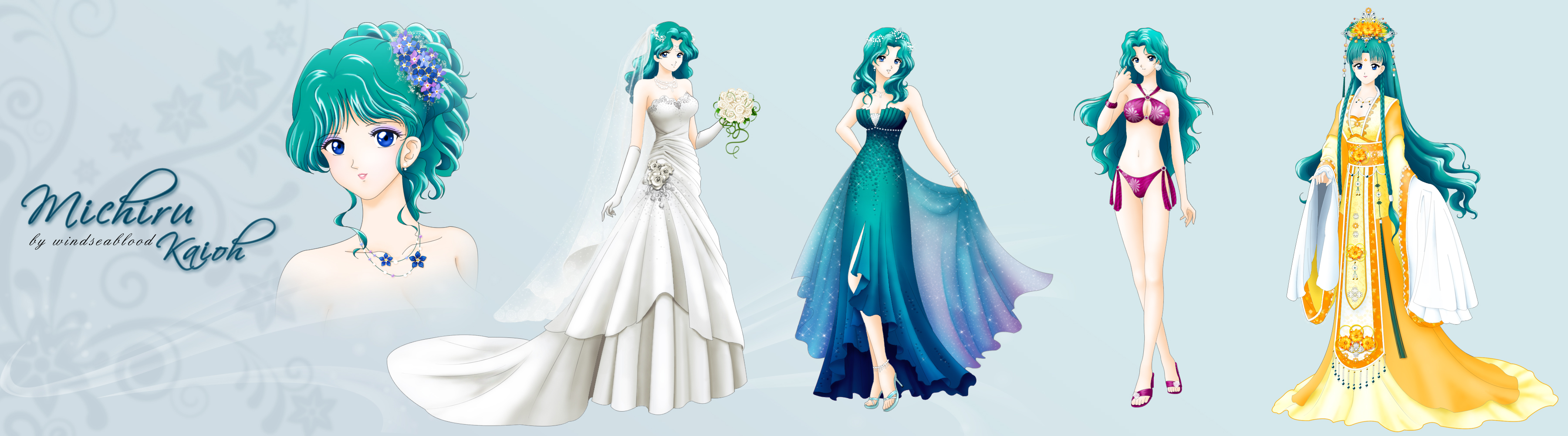 Dorable Sailor Moon Gown Inspiration - Best Evening Gown Inspiration ...