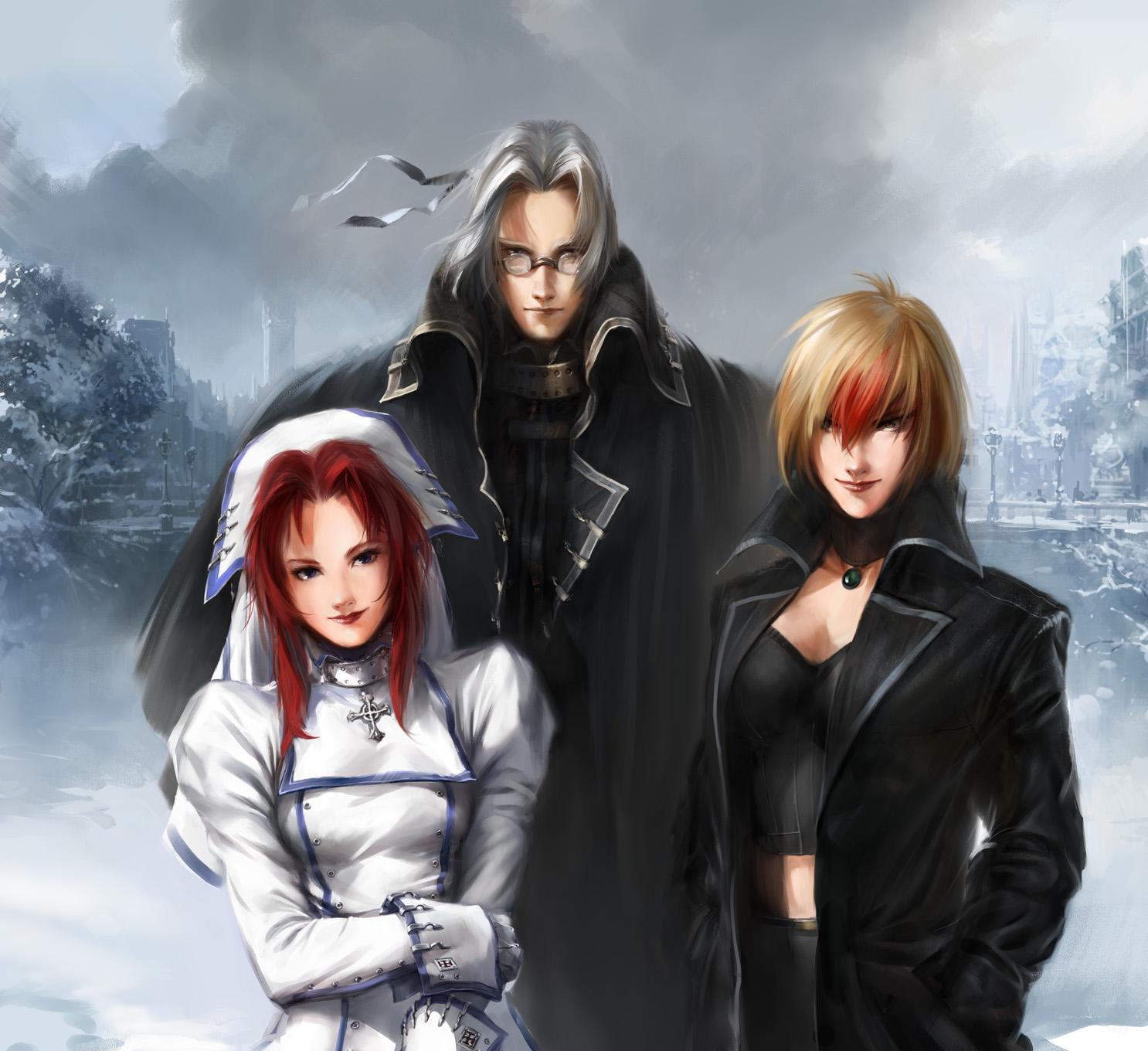 Trinity Blood/#62927 - Zerochan