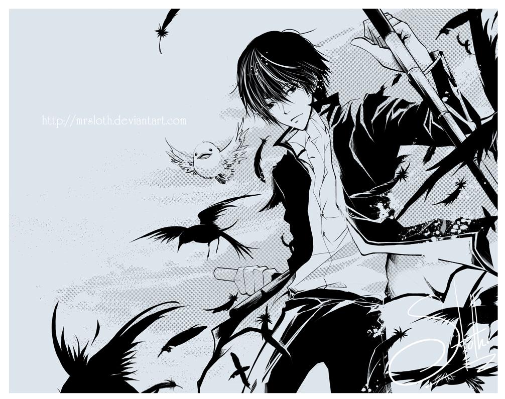 reborn Zerochan.Hibari.Kyoya.314077