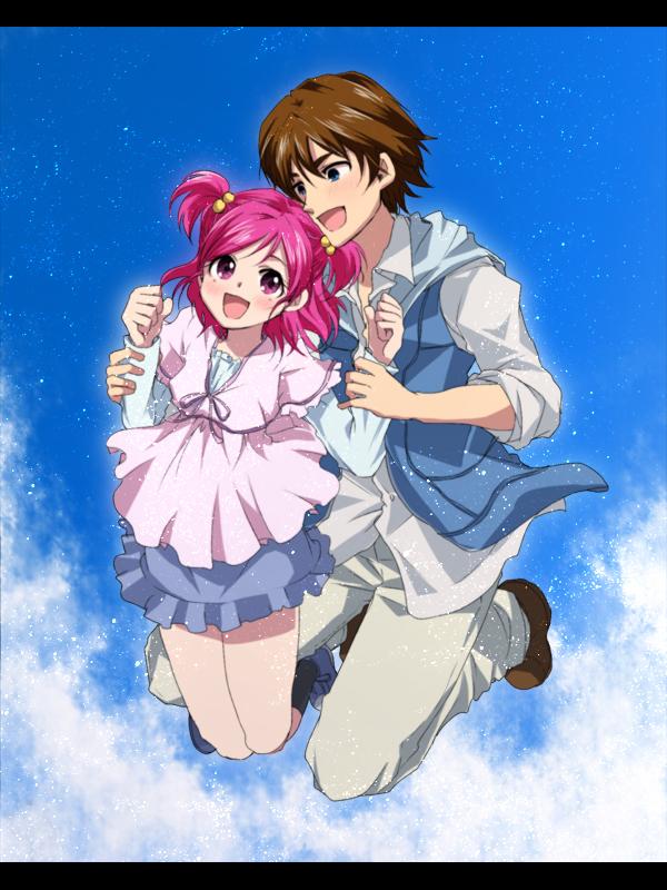 Tags: Anime, Yumehara Nozomi, Yes! Pretty Cure 5, Kōji Kokoda, Pretty Cure Series