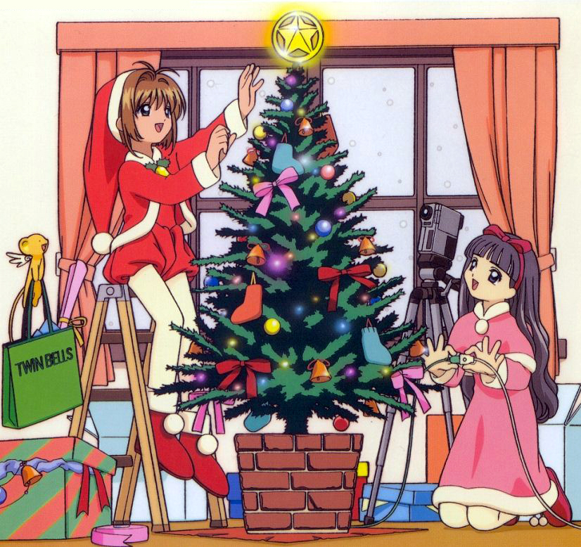 Élection du plus beau kit de Noël! Zerochan.Cardcaptor.Sakura.829431