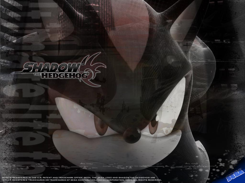 View Fullsize Shadow The Hedgehog Image