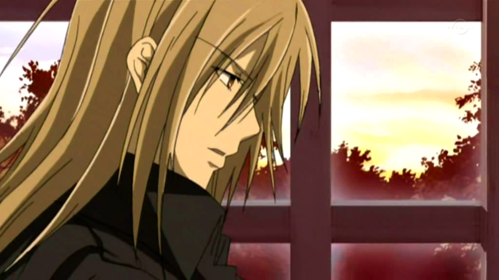 Vampire Knight: Headmaster Kaien Cross - Images Gallery