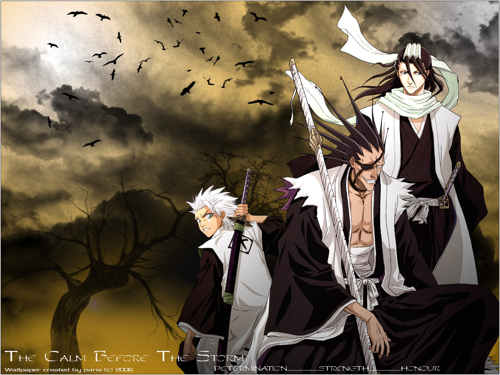 Bleach: Kenpachi Zaraki - Photo Colection