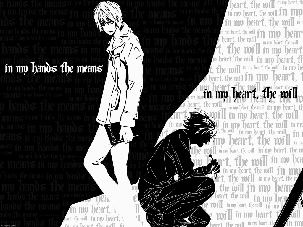 Death Note Series; L Lawliet Character