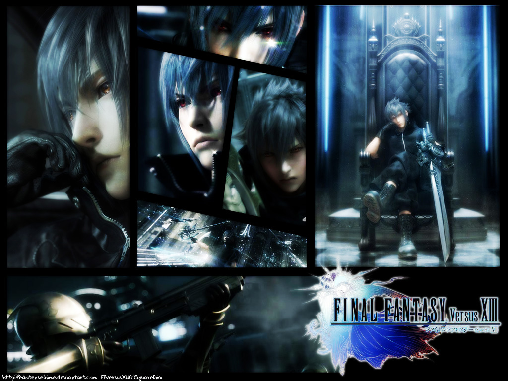 Noctis Final Fantasy Xiii Wallpaper. New jan an upcoming minitokyo final use
