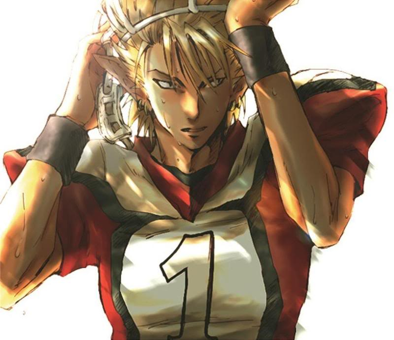 Eyeshield 21 Hiruma