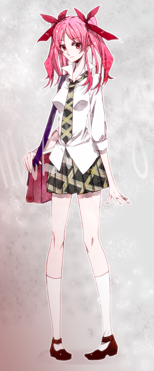 Tags: Shiki, Shimizu Megumi