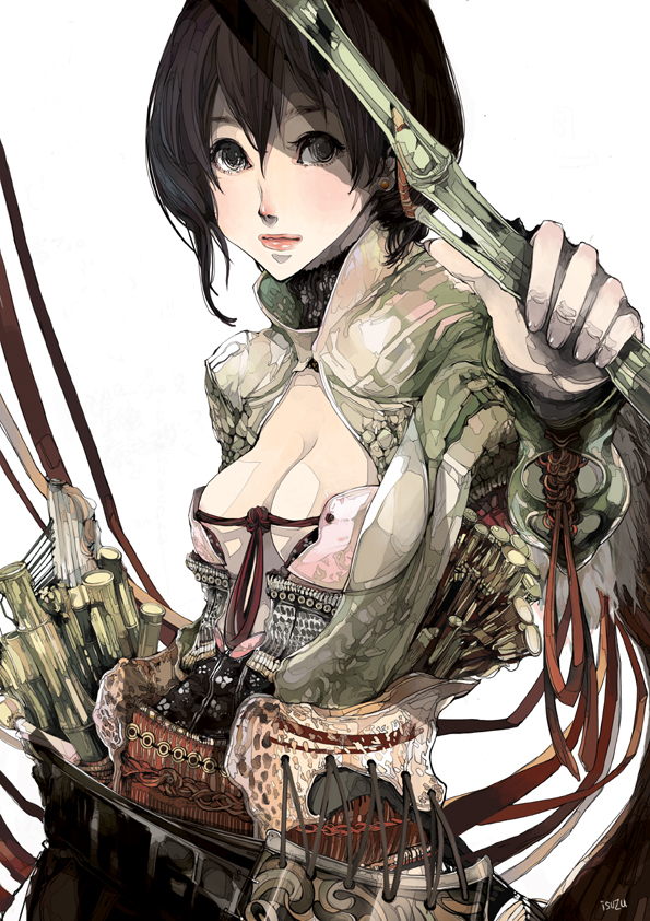 Tags: Anime, isuZu (Artist), Pixiv, Original, Mobile Wallpaper