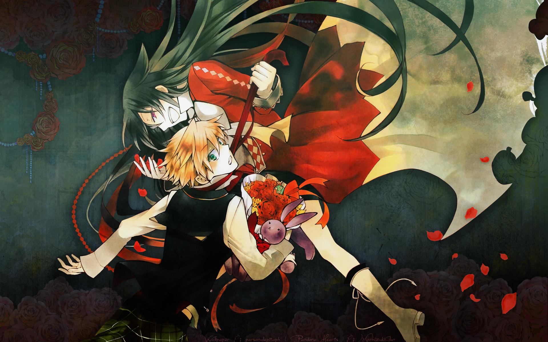 """Pandora Hearts: """"Il tuo peccato è la tua stessa esistenza"""""""