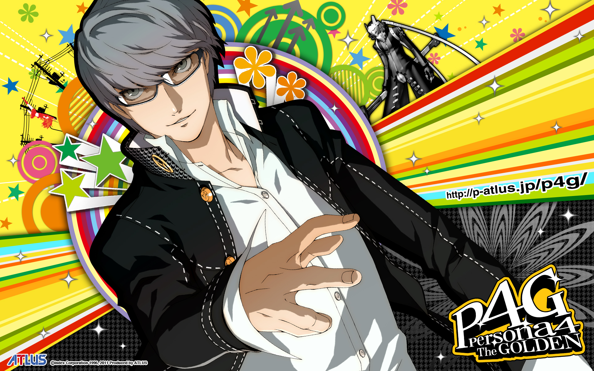 Persona 4 Psp Persona 4 The Golden Shin
