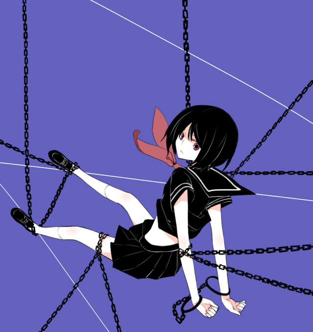 Tags: Anime, sou (Pixiv2760884), Shackles, Pixiv, Original