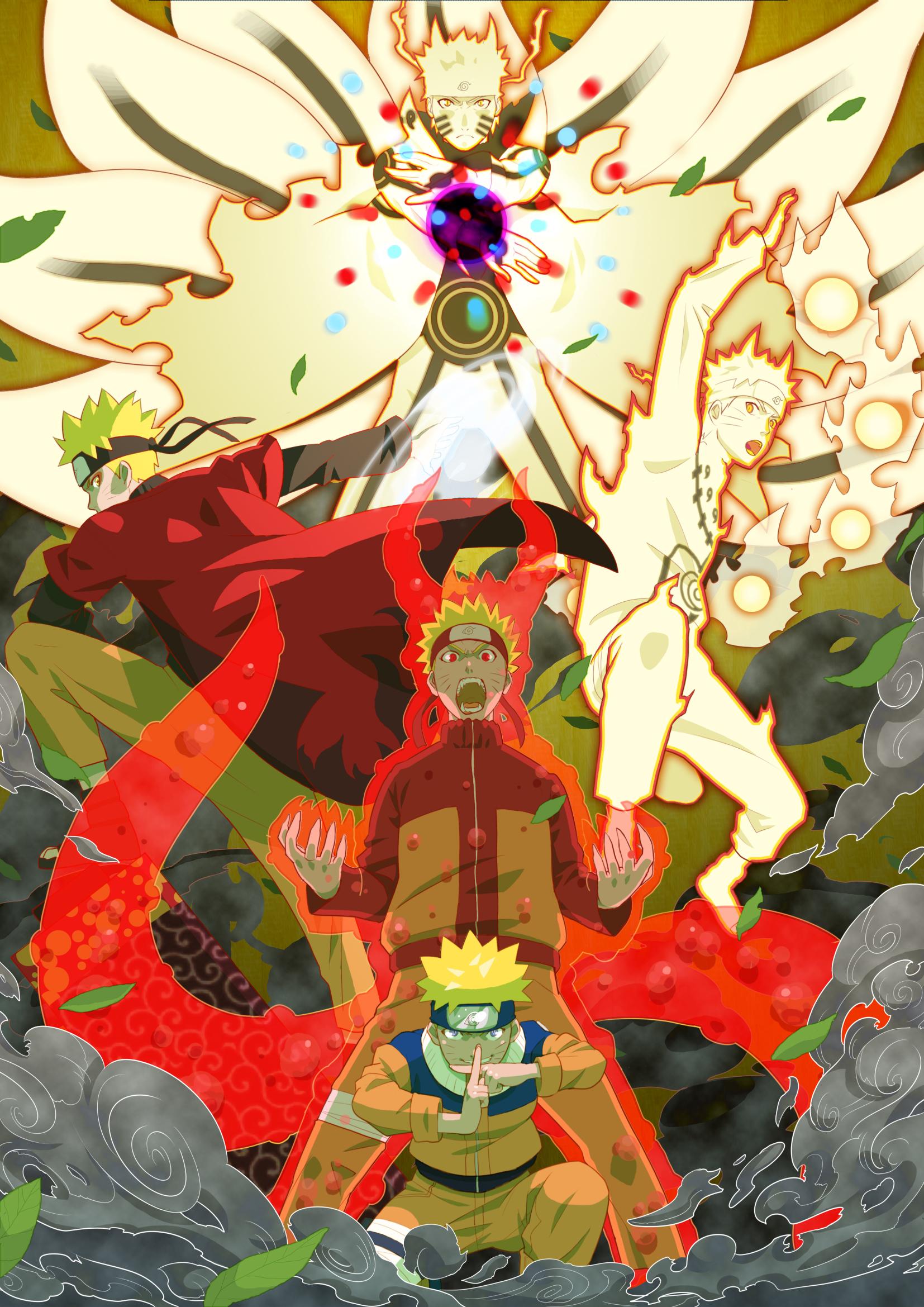 Uzumaki Naruto Full