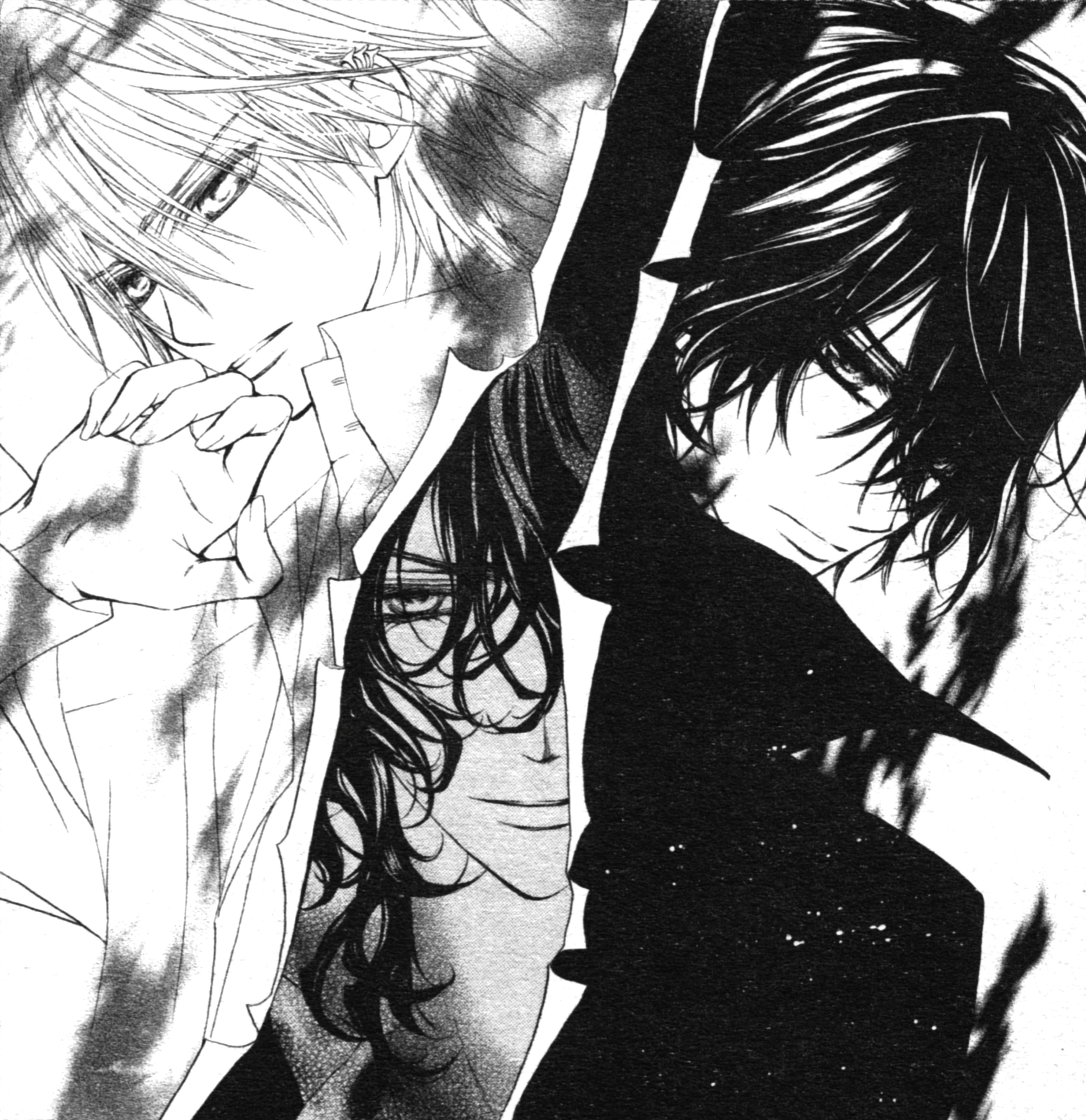 kuran rido vampire knight zerochan anime image board