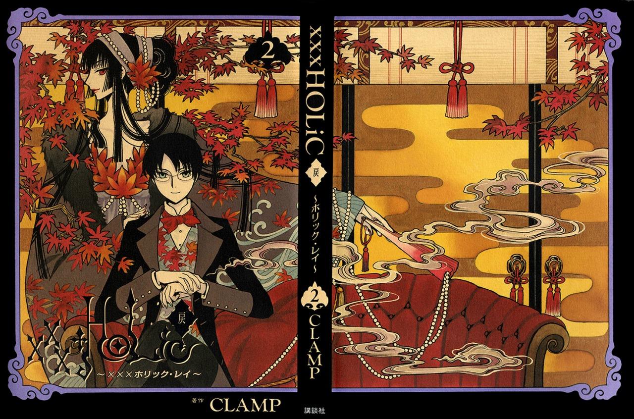 xxxHOLiC - CLAMP - Image #1785824 - Zerochan Anime Image Board
